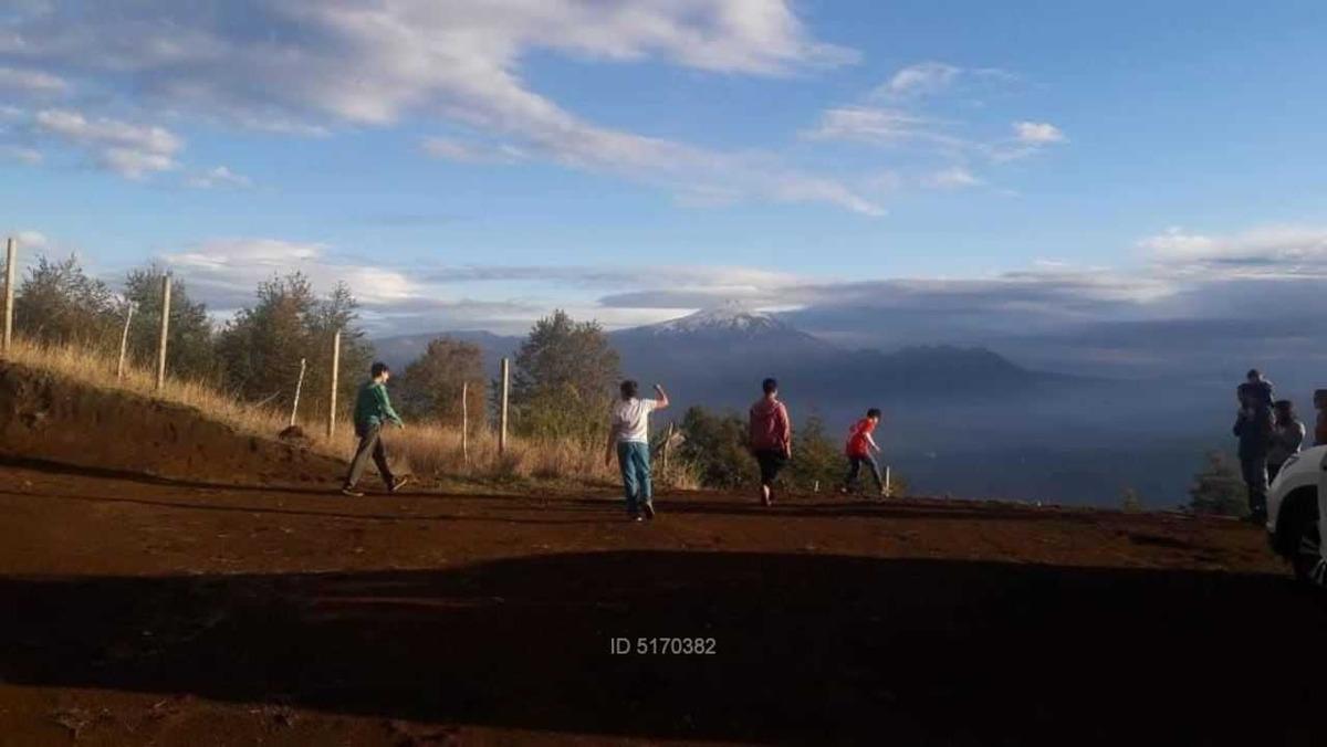 camino pucón - caburgua, km. 20, subida