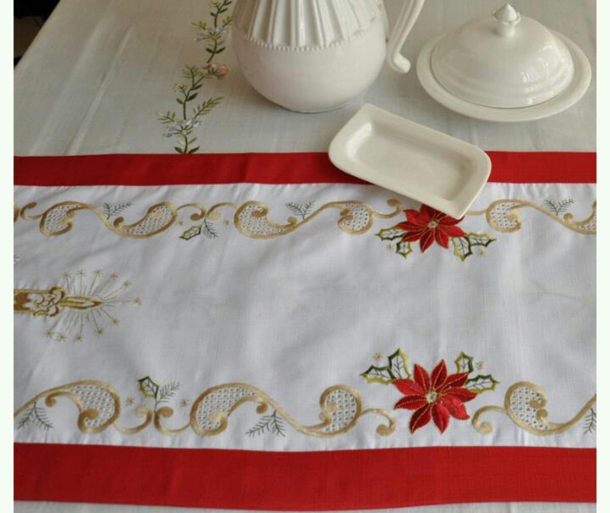 Camino tapete centro de mesa navide o s 75 00 en for Muebles usados arequipa