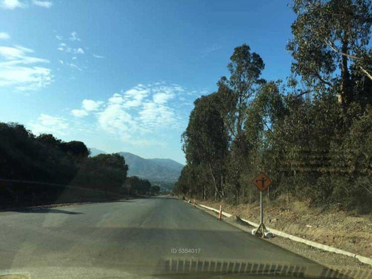 camino valle alegre