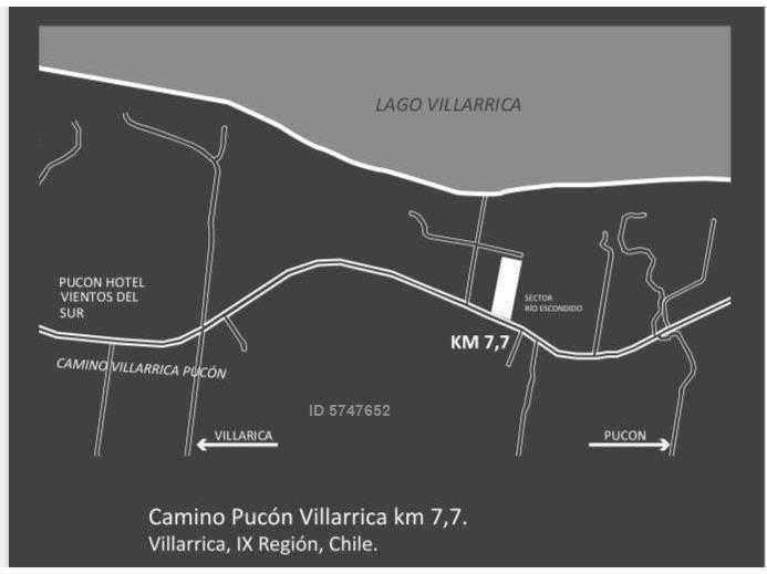 camino villarica pucon