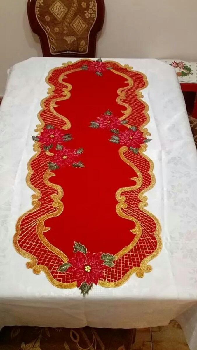 Caminos de mesas y tapetes en gamuza con pirograbado bs - Manteles y caminos de mesa ...