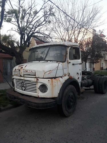 camion 1114 mercedes benz