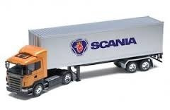 camion  1:32 scania r480  welly