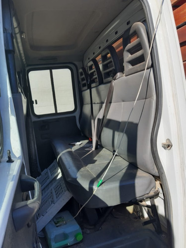 camión 3/4 iveco 70 c 15 doble cabina, año 2014 usado