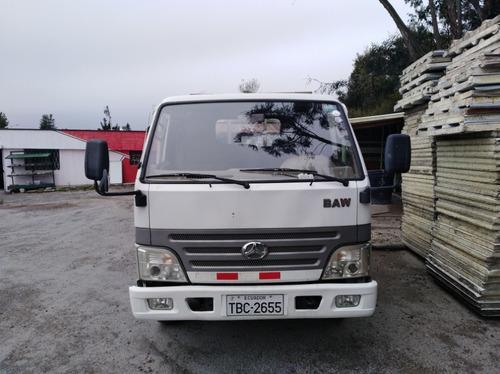 camion 3.5 ton