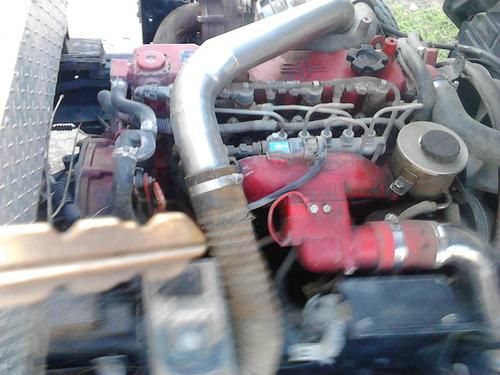 camión 3.5 tons 2009 diesel turbo 4cil caja seca-isotérmica.