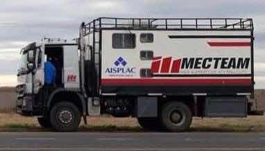 camion 4x4 mercedes-benz actros 440hp automatico motorhome