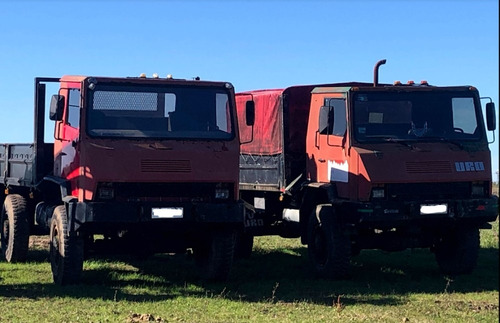 camion 4x4 uro