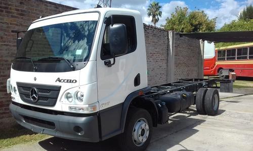 camion accelo 815 mercedes benz 0km 2020 agencia los dados