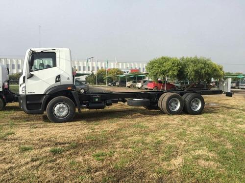 camion agrale 14000 6x2 (balancin de fabrica)