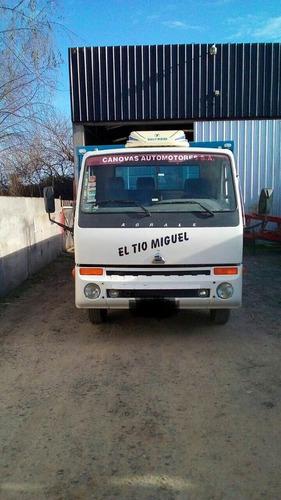 camion agrale modelo
