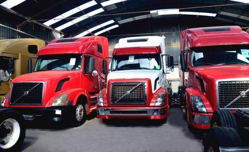 camion americano volvo vnl 670 2007