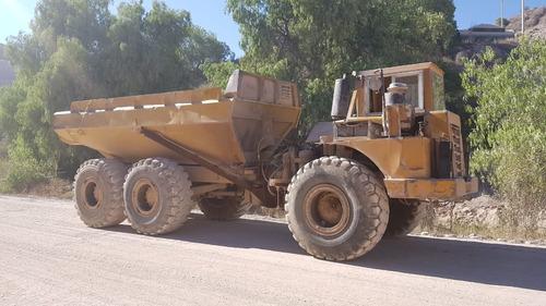 camion articulado fuera de carretera djb caterpillar 275