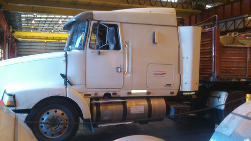 camión balancín 4x6 volvo americano 350 caballos