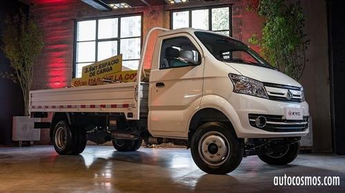 camion baranda capacidad 1500kg .kyc modelo2020 motor 1500cc