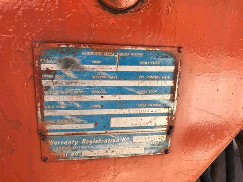 camion barquilla elevador