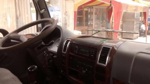camion baw año 2012 modelo incapower b60