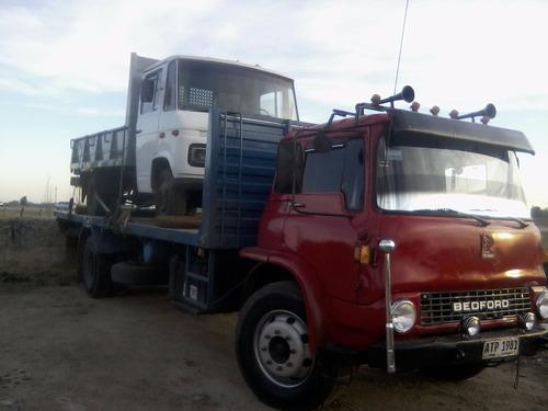 camion bedford tk1260 año 78 vendo permuto financio