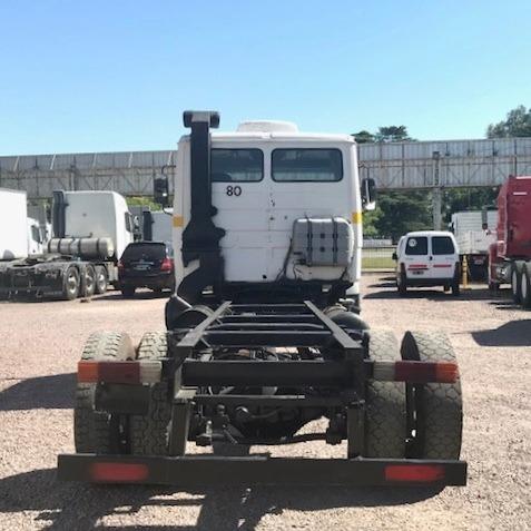 camion benz 1218