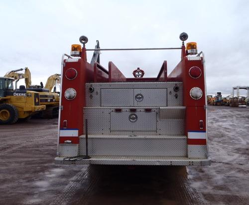 camion bombera con 45,000 km, buen estado