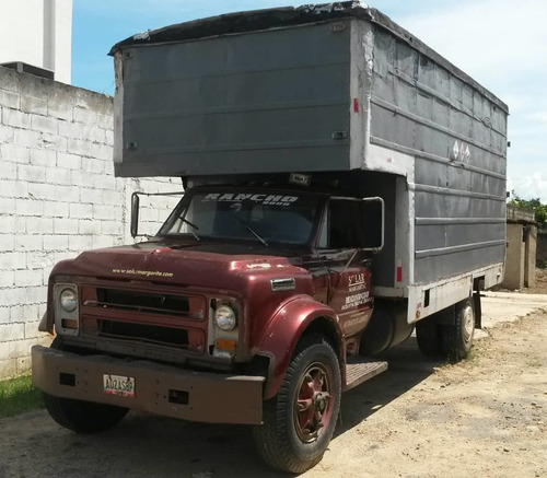 camion c60 furgon