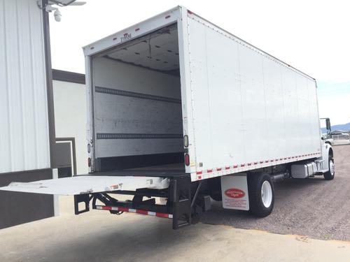 camion caja seca freightliner 2011 cummins isb 260 hp import