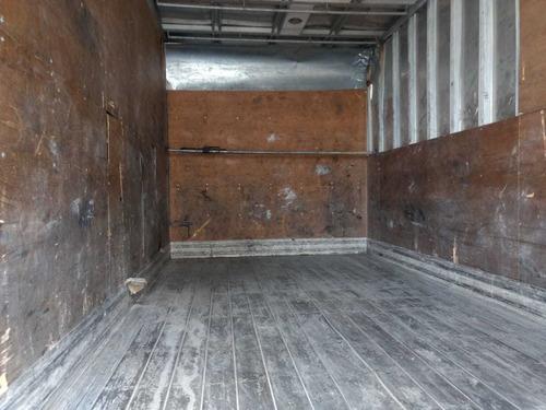 camion, caja seca hino 2009