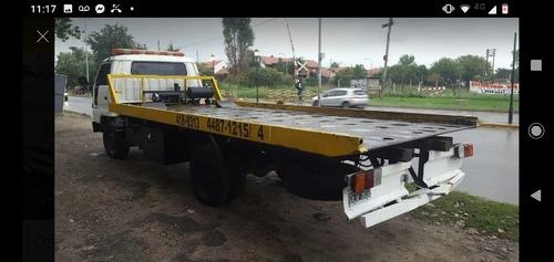 camion camilla  auxilio