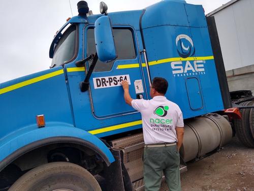 camion camiones camioneros transportes transportistas carga