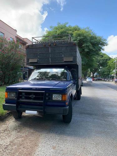 camión camioneta chevrolet d40 diésel furgón reparto casarod