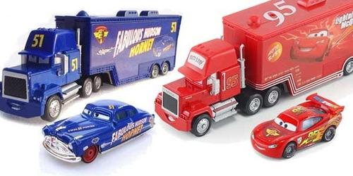 camion cars mas vehiculo doc hudson  / disney