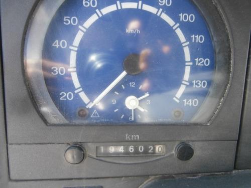camion cava iveco daily 6012 2009 4x2 sincrónico