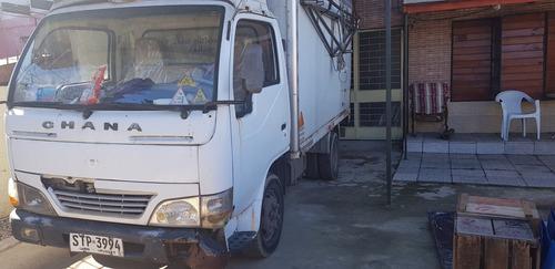 camion chana funciona ok y maithy motor trancado varato