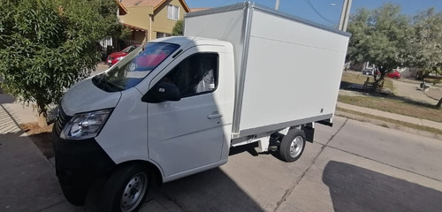 camion changan m201 casi nuevo 1000 km, impecable, 2020
