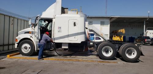 camión chasis cabina quinta rueda sterling acterrra