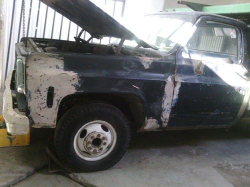 camion chevrolet 350