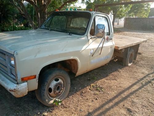 camión chevrolet 3.50