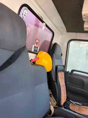 camión chevrolet 5.90 con volcadora, motor izusu 3.1