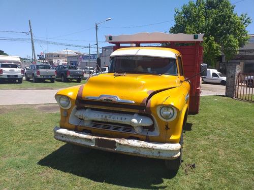 camion chevrolet 6400 1957