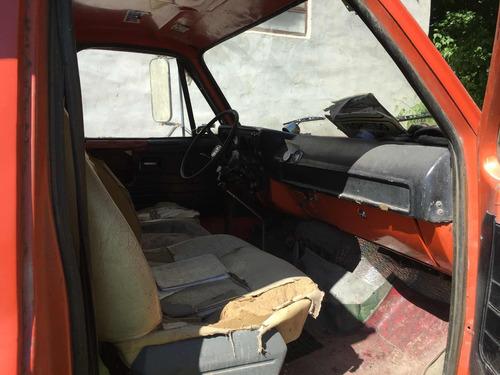 camión chevrolet 714,