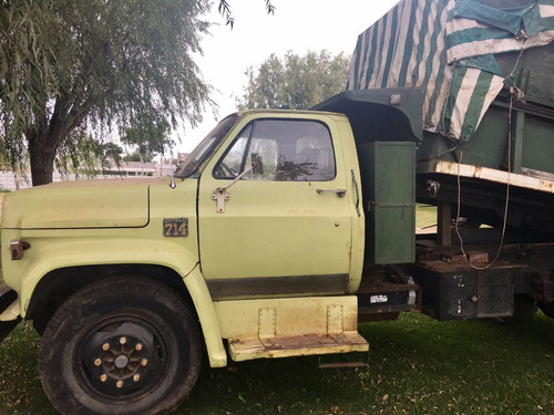 camion chevrolet 714 modelo 1975 unico dueño desde 0 km