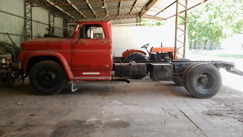 camion chevrolet c60