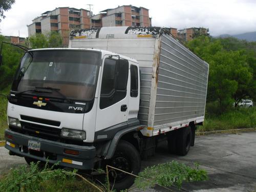 camion chevrolet fvr 2011 con turbo ( negociable)