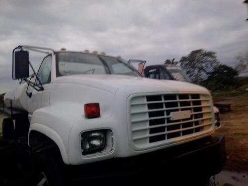 camion  chevrolet kodiak 2006 motor mercedes omb 360