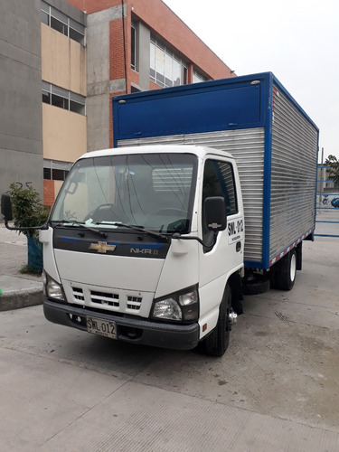 camion chevrolet nkr ll 3.5 ton