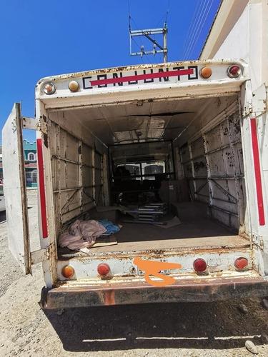 camión chevrolet vanette 76 gasolina 6 cilindros