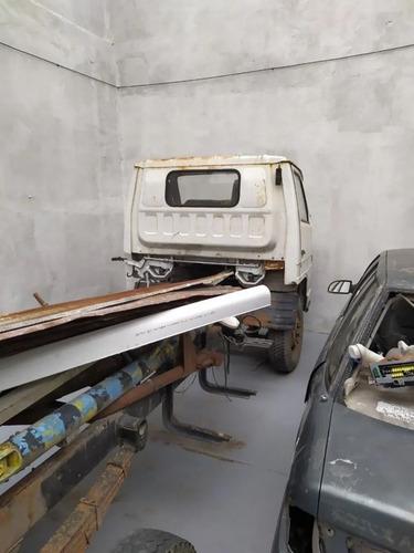 camion chino isuzu blac para armar