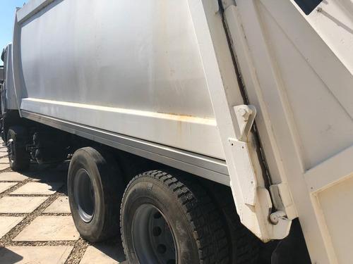 camion chuto scania p-270 compactadora
