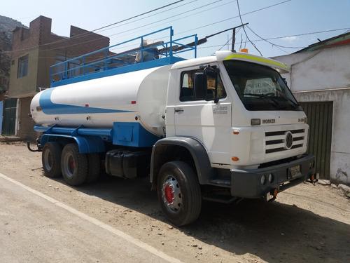 camion cisterna 5000glns