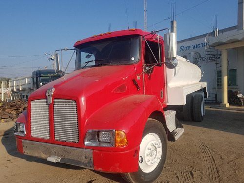 camion cisterna, pipa kenworth t300 10,000 litros, rabon